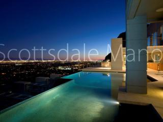 $10M Mansion on Top of Scottsdale! 8B/8B Beauty!