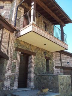 Balcón de La Casa del Mundo
