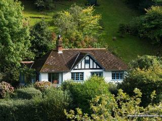 Halsecombe Cottage, Porlock - Delightful situation of the edge of Porlock - stunning views