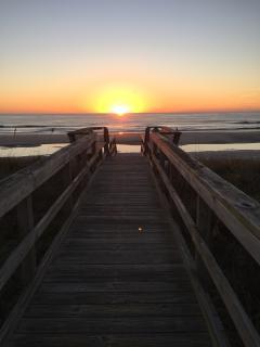 sunrise October 2015