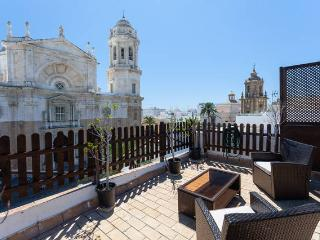 Cathedral Penthouse ☼ With 2 terraces, Cadiz