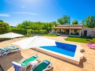 Can Malanyó ☼ Vistas, piscina y BBQ, Alcudia