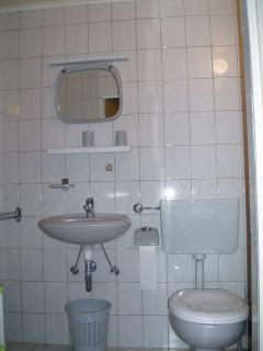 R1(2+1): bathroom with toilet