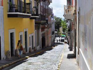 Calle O'Donnell, San Juan