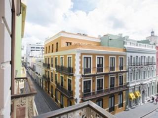 Calle San Justo - Casa Mariana, San Juan