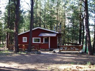Rustic Cabin- 'Whitetail'