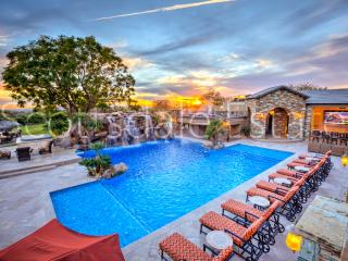 Private Resort Amenities + Views and Serenity, Scottsdale