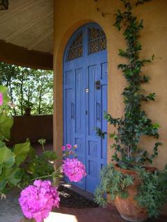 Le Terrae front door