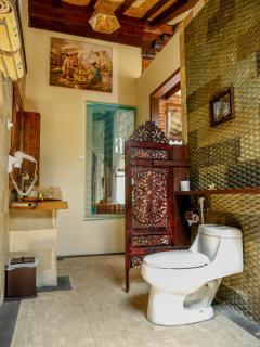KTS.Open air bath room.