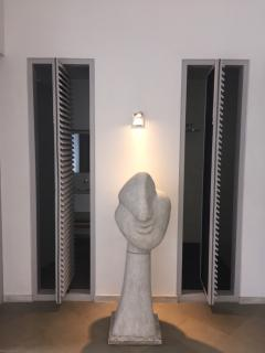 A few steps in and Picasso's 'Head of a Woman' welcomes you to the 2 bedrooms downstairs...