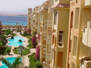 Beachside luxury at El Andalous, Sahl Hasheesh, Hurghada