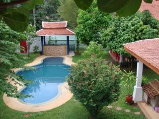 2 très belles chambres dans une superbe villa Thaï