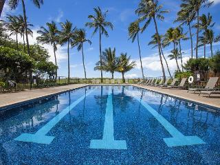 Waiohuli Beach Hale #D-117 Oceanfront 1Bd/1Ba Beautifully Remodeled Sleeps 2