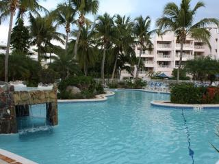 The Best Beach Front Condo -30 feet from Cowpet Bay Beach - April 2017 avail!