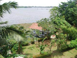 """Chateau Laverna"" splendid Lake front villa, Moratuwa"