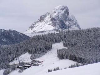 Rooms for skiers 80m from ski slopes & cable cars, San Vigilio