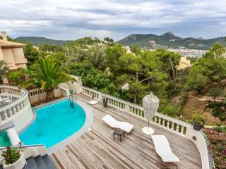 Villa with View on the Sea in Andratx (FV03M0012), Port d'Andratx