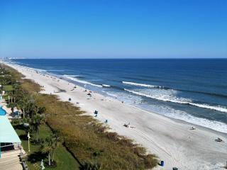 Oceanfront Condo with Amazing Views of Coastline, Myrtle Beach