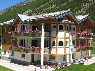 Haus Alpenstern, Wohnung Diste, Saas-Grund
