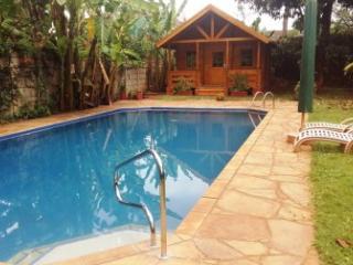 Riverside Drive fully furnished Gite beside a pool, Nairobi