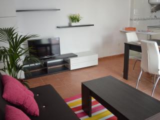 Excelente apartamento-Salón