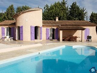 Digna 169143 villa with well kept garden of 20.000m2, pool of 10 x 5 mtr., Les Issambres