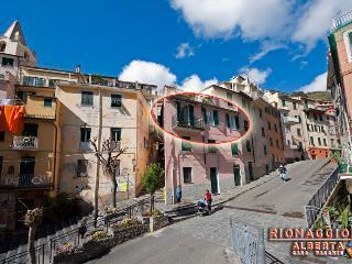 ALBERTA Riomaggiore Apartment