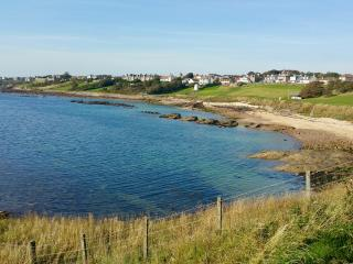 Seabreeze ,  Coastal holiday home in Crail