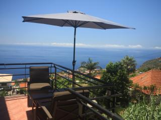 Villa - this veranda interconnects with the lounge and dining area