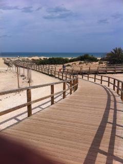 LOCAL CARABASSI BEACH