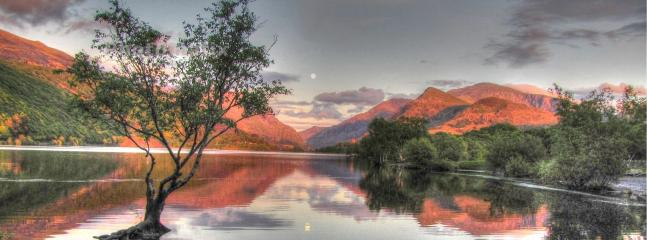 Padarn Lake, courtesy Brian Wakeham