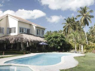 Villa Sarah , 5 minutes walking to Play Bonita, Las Terrenas