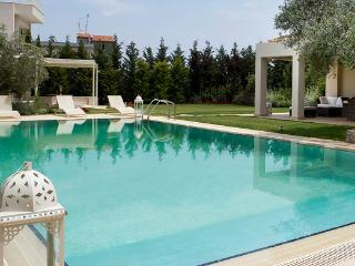Villa Marble in Evia, Athens