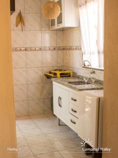 Cozinha  equipada- Halley 1