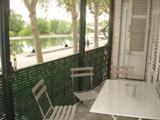 Appartement de charme face a la Loire