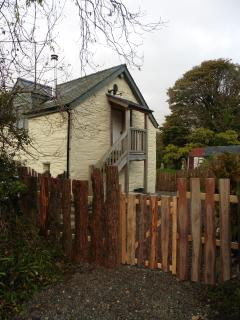 Bwthyn Bran, Cosy 1-bed cottage, Pembrokeshire