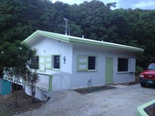 Private 1 B/R house w/full  kitchen and 2 kayaks, St. Thomas