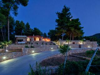 Hvar Island Villa With Private Pool and Sea View, Jelsa