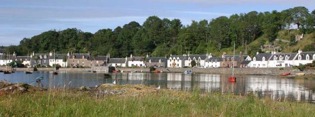 Plockton village