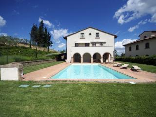 Villa Lina, Pancole