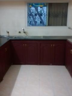 Kitchen wash area