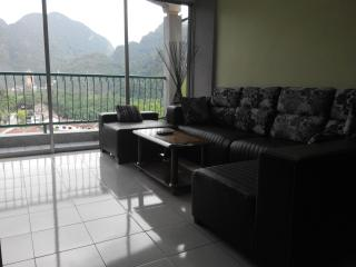 Spacious 3-Bedroom Apartment C5-1 @Desa Tambun, Ipoh