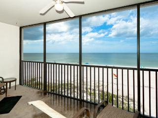Sunset Terrace Beachfront 208 ~ Enjoy the gulf coast waters and sandy beaches!