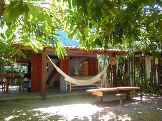 Casa UE tem 100 metros da praia, Caraiva