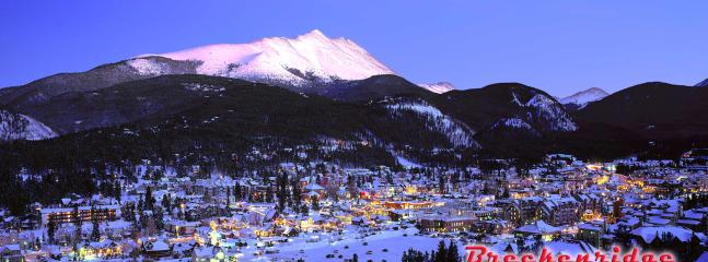 Breckenridge by night