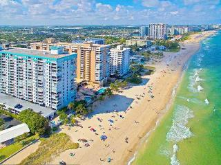 Very nice ocean view condo, Pompano Beach
