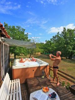 Espace spa-sauna