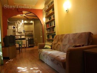 Apartment in Saint-Petersburg #002, St. Petersburg