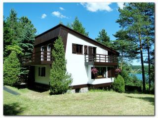 Cottage over the lake Kaszuby / Kashubian, Szymbark
