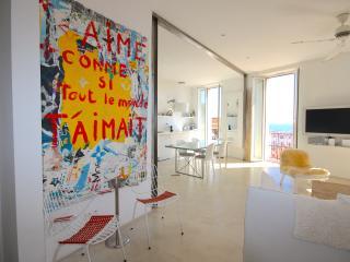 Magnifique appartement pleins centre et vue mer., Cannes